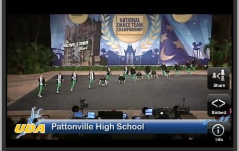 Varsity Drill Team places 10th in nation