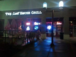 The Gas House Grill Scores Big During Any Sports Season