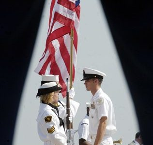 A Great Experience: United States Naval Sea Cadet Corp