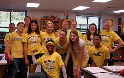 Photo slideshow: Class color day