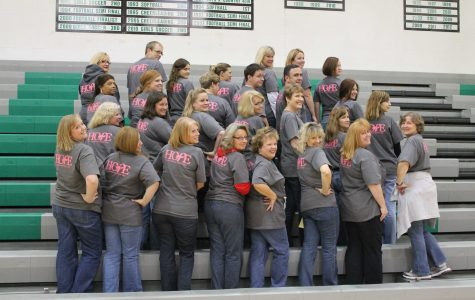 Pattonville participates in Lee National Denim Day