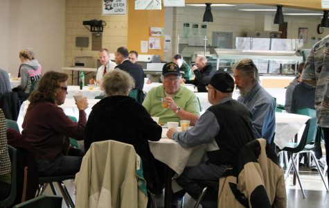 Veteran's Day Program held at high school
