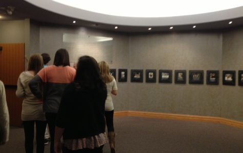 Honors English 2 Students Visit Holocaust Museum and Learning Center