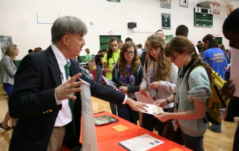 Pattonville Hosts North County College Fair