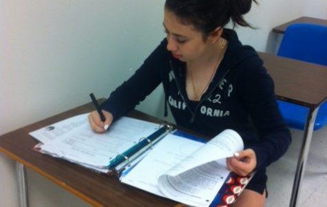 Students balance academics, work life