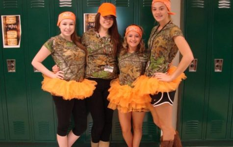 Pattonville Goes Duck Dynasty
