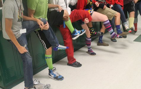 Pirates go crazy for crazy sock & sweater day (SLIDESHOW)