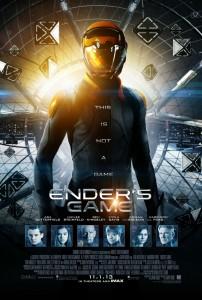 Ender's Game movie poster