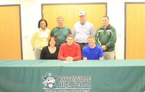 Schaefer signs to play college baseball at Maryville