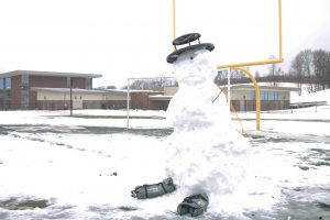 The unusually cold winter created seven snow days for the students and staff at PHS.