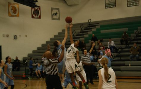 SLIDESHOW: Varsity girls' basketball defeats Parkway West