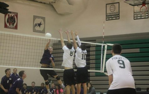 SLIDESHOW Pattonville varsity volleyball drops season-opener