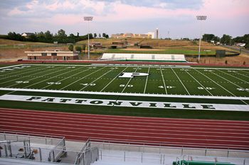 Athletes at pattonville manage the stresses on and off the field and classroom