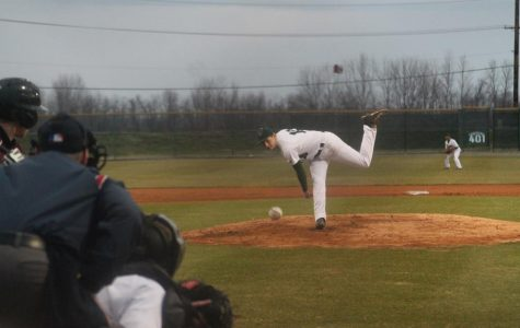 SLIDESHOW Baseball wins season opener