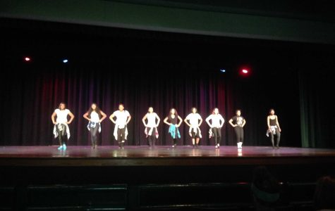 World Dance class performs in annual showcase