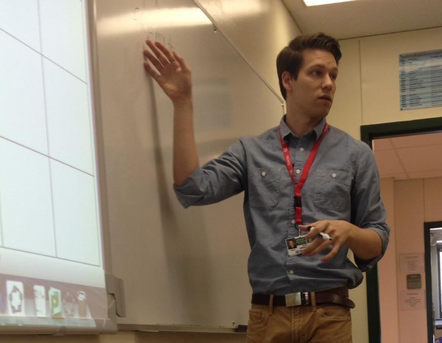 Meet New Teacher: Mr. Ryan Heggemann – PattonvilleTODAY