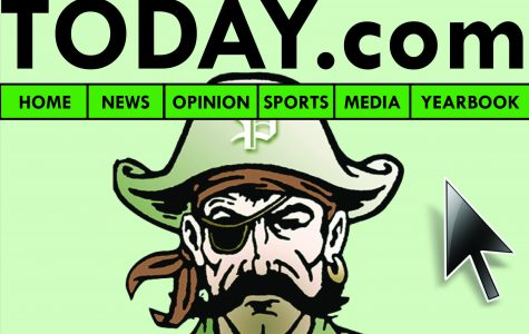 Pirate Press is looking for YOU to provide content in the next issue