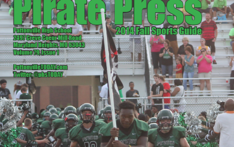 Pirate Press 2014 Fall Sports Guide now available