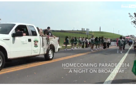 VIDEO Watch the 2014 Homecoming Parade in 60 seconds