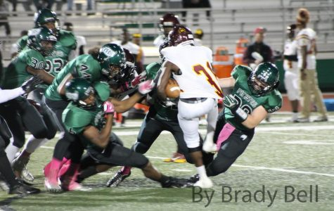 SLIDESHOW Pattonville vs. Hazelwood East Varsity Football