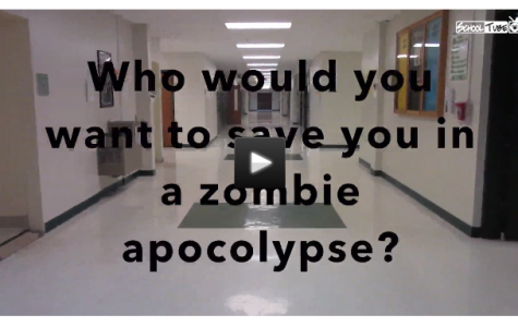VIDEO If a zombie apocalypse attacked Pattonville, who would you save?