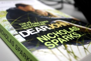 VITALe Reading, The Pirate Bookworm: Dear John by Nicholas Sparks