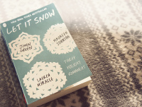"""VITALe Reading, The Pirate Bookworm: """"Let It Snow"""" by John Green, Maureen Johnson and Lauren Myracle"""