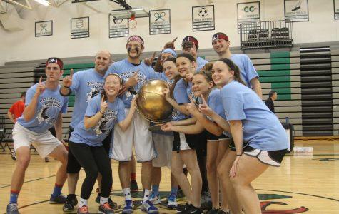 Human Targets win 2014 Dodgeball Tournament
