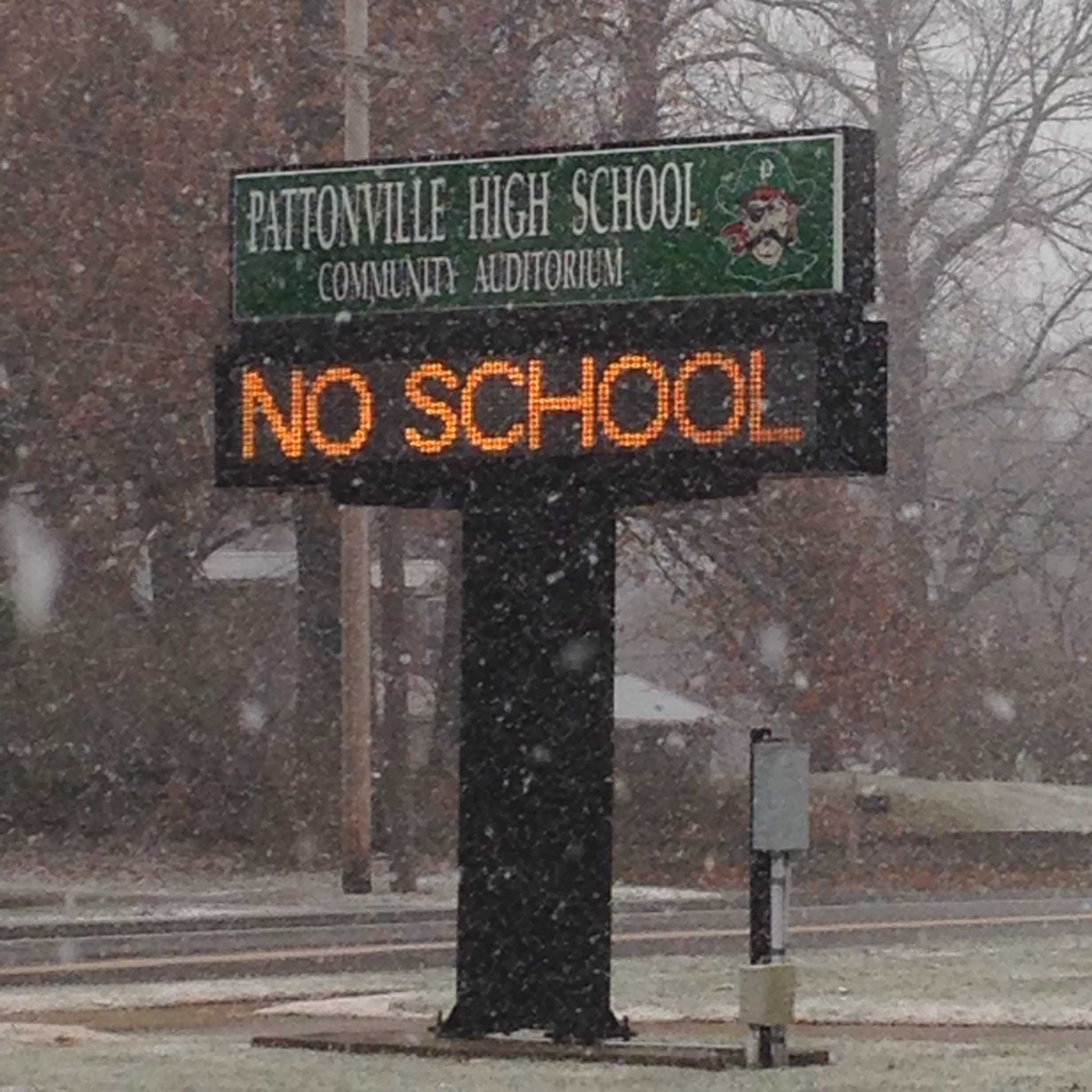 Sluh Calendar.School Calendar Updated After Snow Emergency Day Uses Pattonvilletoday