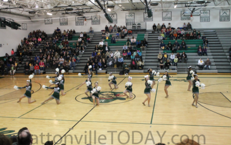 VIDEOS Varsity Drill performs at UDA National Dance Championships