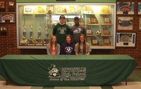 Five Pattonville athletes take their game to the next level
