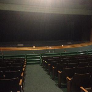 Theatre Theater Auditorium