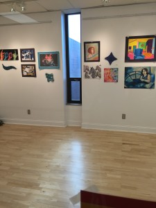 This year's Art Show Gallery