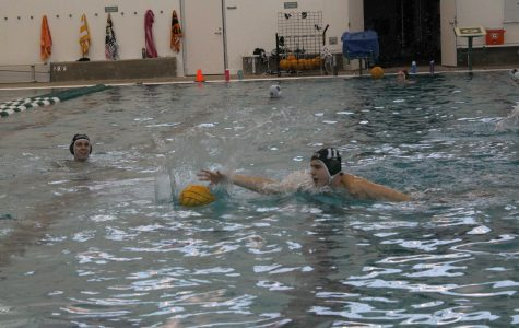 Mamrenko ready for the new water polo season to start