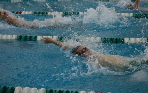 SLIDESHOW Boys' swimming and diving wins again