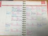 Summer Parker's jam-packed planner in which she stays organized