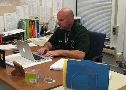 Meet New Teacher and Girls' Soccer Coach: Mr. Jason Sellers