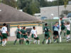 Varsity soccer playing with a winning record