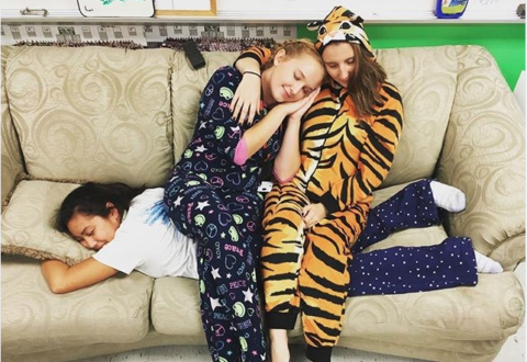 STORIFY Monday #phsSPIRIT Pajama Day