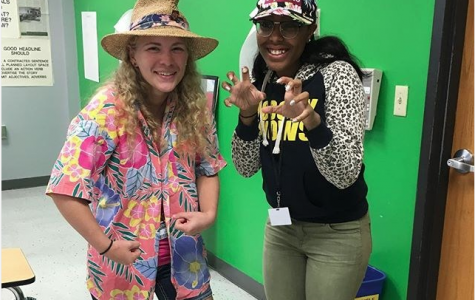 STORIFY Thursday's #phsSPIRIT – Frontier Day
