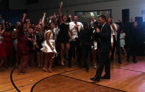 Saturday's #phsSPIRIT – Parade and Dance