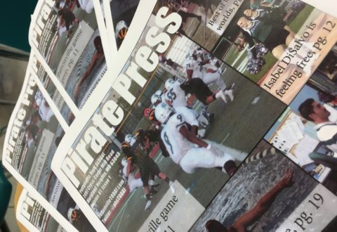 ISSUE Read the September 2016 issue of the Pirate Press