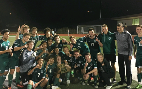 Pattonville boys' soccer wins District title