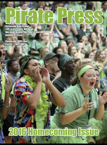 ISSUE Read the 2017 Senior Issue of the Pirate Press