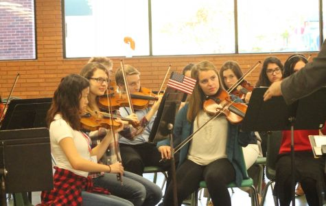 Winter-themed orchestra concert is Dec. 8 at 7 p.m.