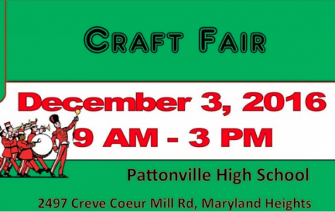 PHS Band Boosters to host Craft Fair on Dec. 3