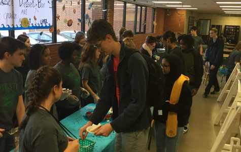 Students with 3.0 GPA get rewarded by Renaissance with Dessert Bar