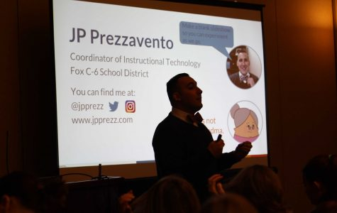 Prezzavento uses Google Slides to create exciting presentations