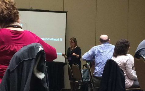 Educators learn how to build relationships with teachers, students at #METC17