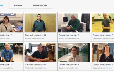 VIDEO Course introductions for students making final registration decisons